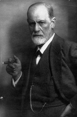 Sigmund Freud & seu charuto