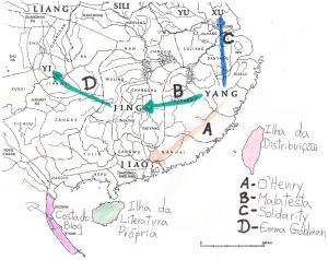 Mapa Estratégico da L-Dopa