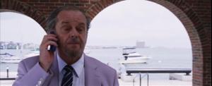"Jack Nicholson como ""Frank"""